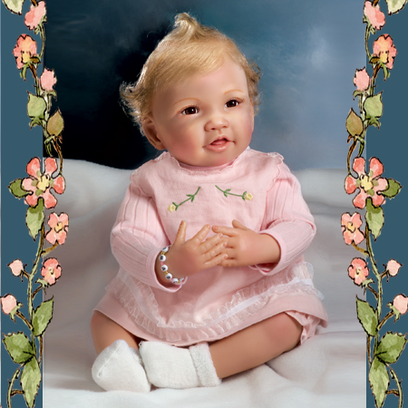 Picture Perfect Baby Girl Doll Not Just Dolls